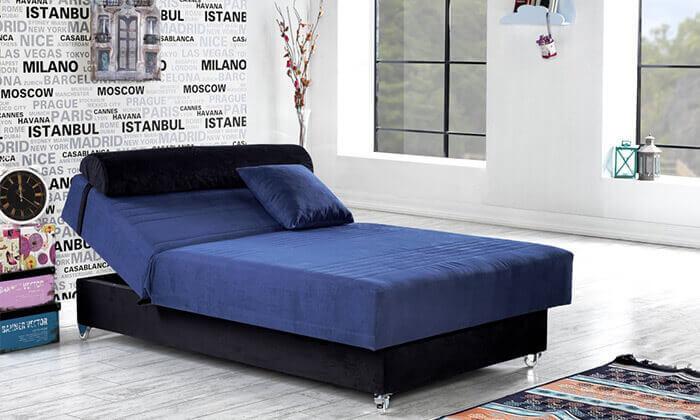 2 מיטה אורתופדית ברוחב וחצי LEONARDO