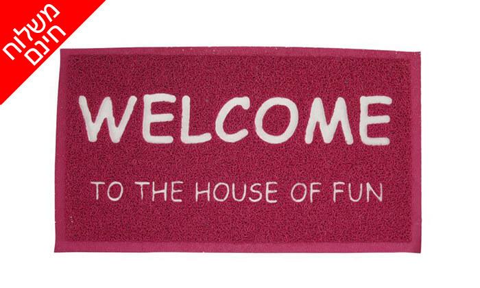 13 שטיח כניסה לבית - משלוח חינם!