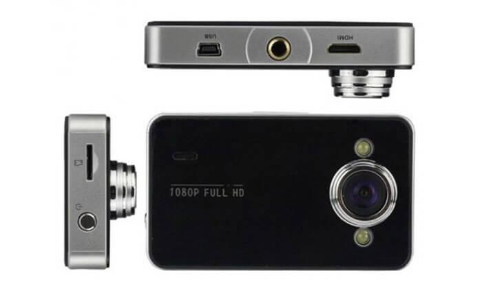 4 מצלמת דרך מקליטה