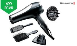 מייבש ומברשות לעיצוב השיער