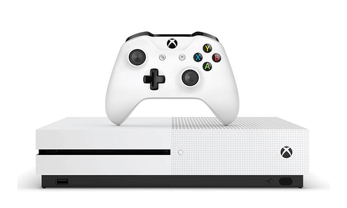3 קונסולת Xbox One S בנפח 1TB עם שלט