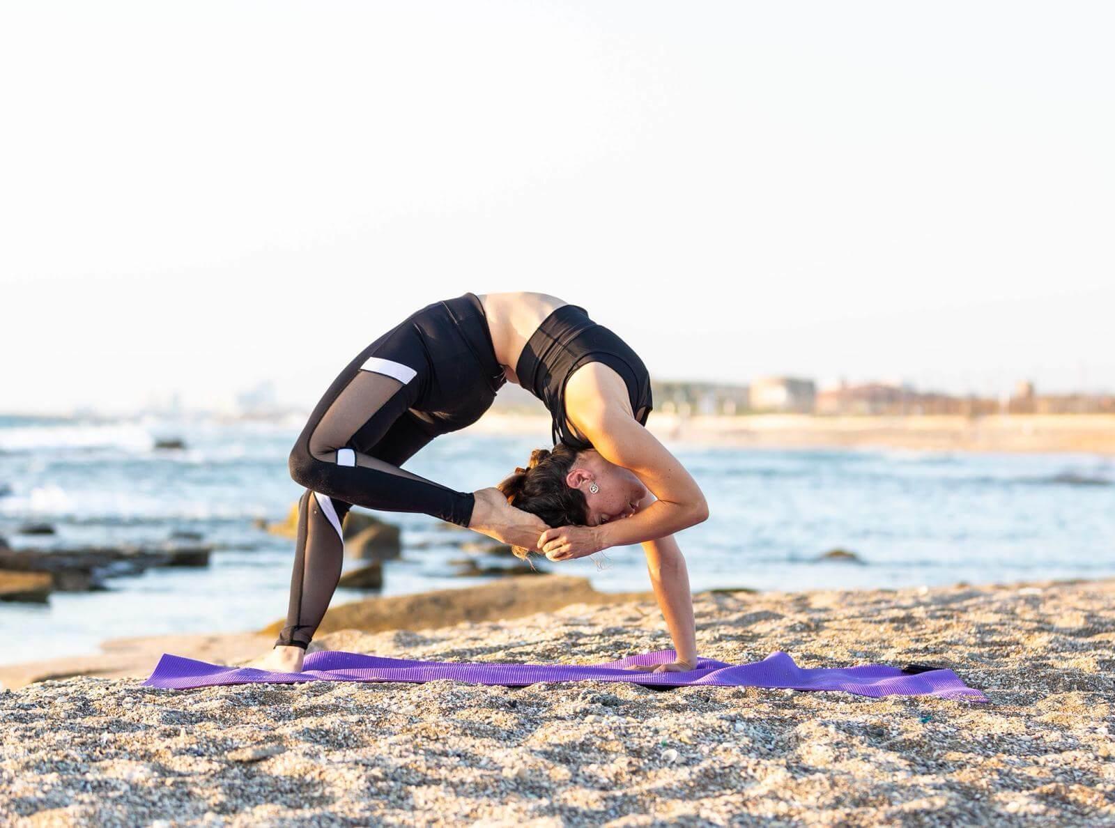 10 שיעור יוגה פרטי עם טל ארונס, תל אביב
