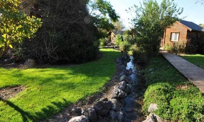 """4 כפר נופש בצפון, כולל סופ""""ש - שקט, שלווה והרבה ירוק"""
