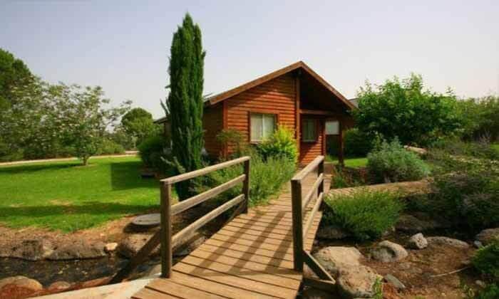 """5 כפר נופש בצפון, כולל סופ""""ש - שקט, שלווה והרבה ירוק"""