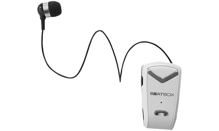 3 אוזניית Bluetooth חוטית
