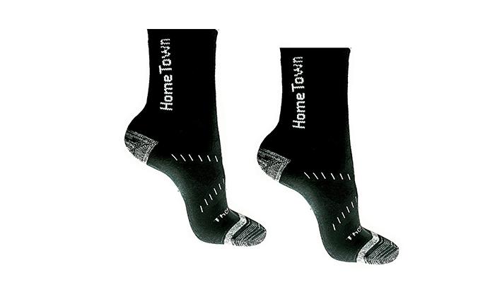 3 2 זוגות גרביים HomeTown תרמיים - משלוח חינם