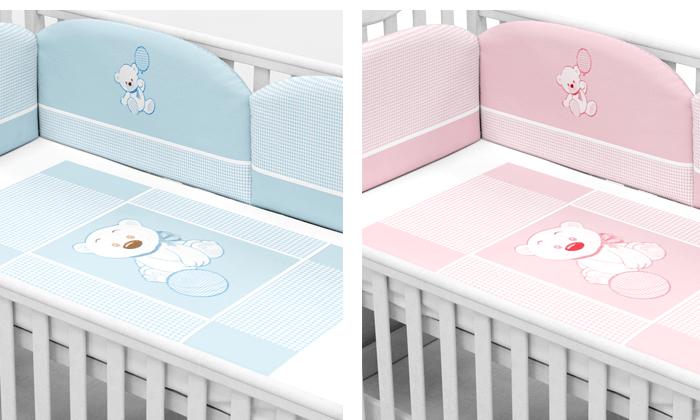 4 ריהוט לחדר תינוקות 'משכל' - דגם קצפת
