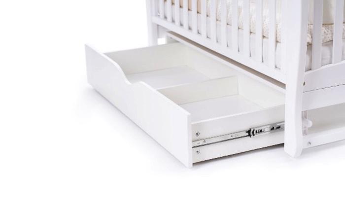 5 ריהוט לחדר תינוקות 'משכל' - דגם קצפת