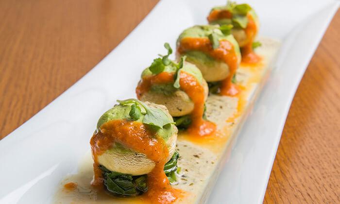 12 ארוחת שף זוגית בפסקדוס, מסעדת דגים כשרה למהדרין בירושלים