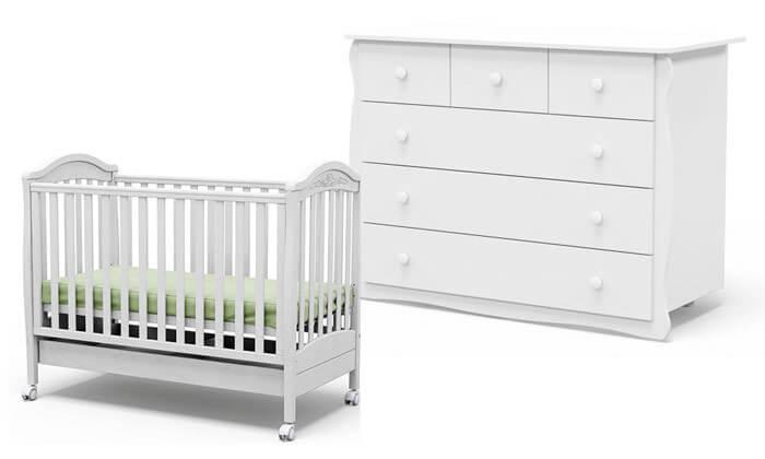 8 ריהוט לחדר תינוקות 'משכל'