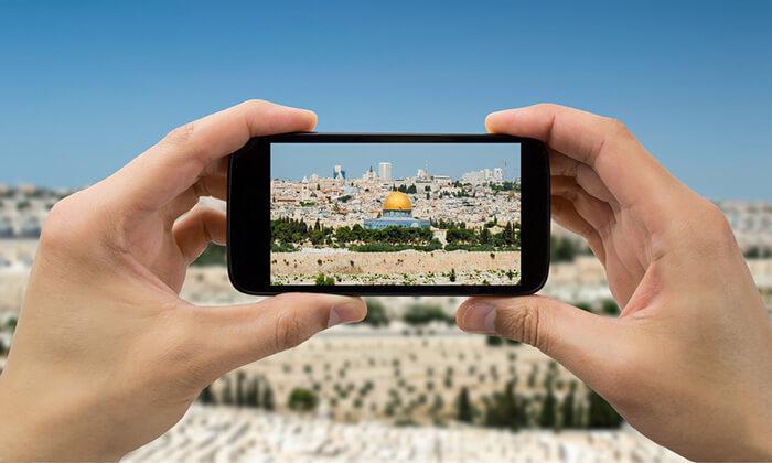 6 שובר לסיור מרתק בירושלים כולל נסיעה ברכבת הכותל