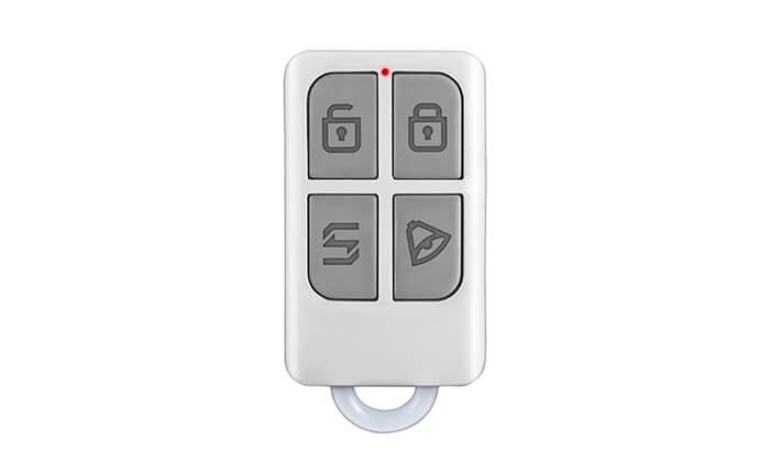 3 מערכת אזעקה אלחוטית WiFi כולל גיבוי SIM-Card