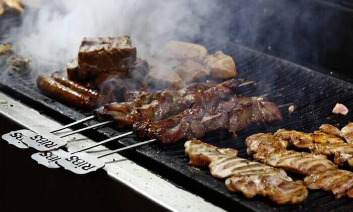 2 ארוחת בשרים משפחתית ממסעדת הבשרים הכשרה ריבס - משלוח חינם באשדוד
