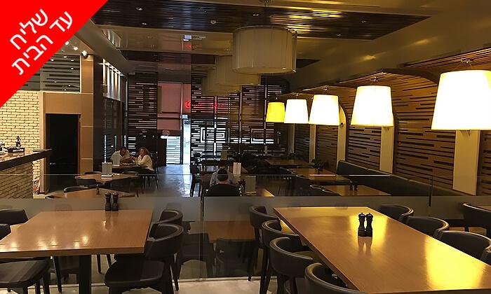 6 ארוחת בשרים משפחתית ממסעדת הבשרים הכשרה ריבס - משלוח חינם באשדוד