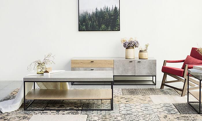 2 שולחן קפה בעיצוב מודרני
