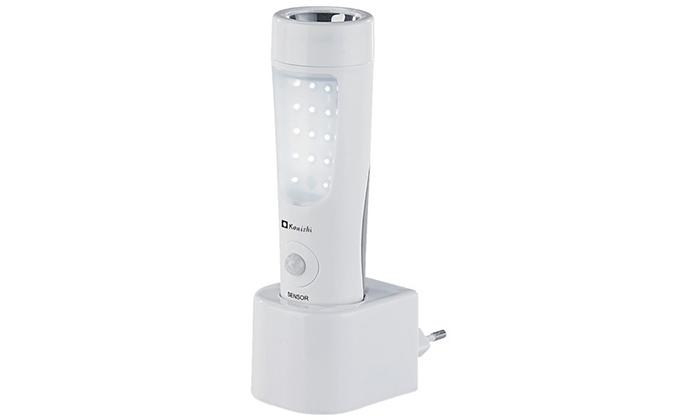 2 תאורת חירום עם חיישן