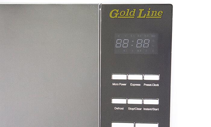 4 מיקרוגל דיגיטלי 25 ליטר GOLD LINE