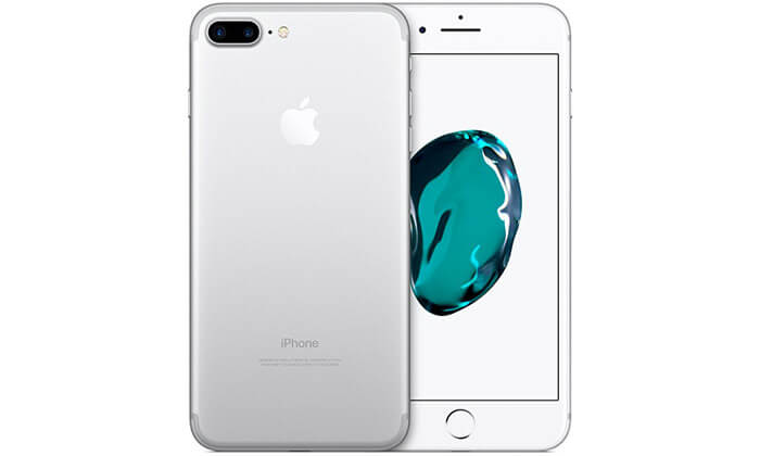 2 סמארטפון iPhone 7 Plus בנפח 128GB