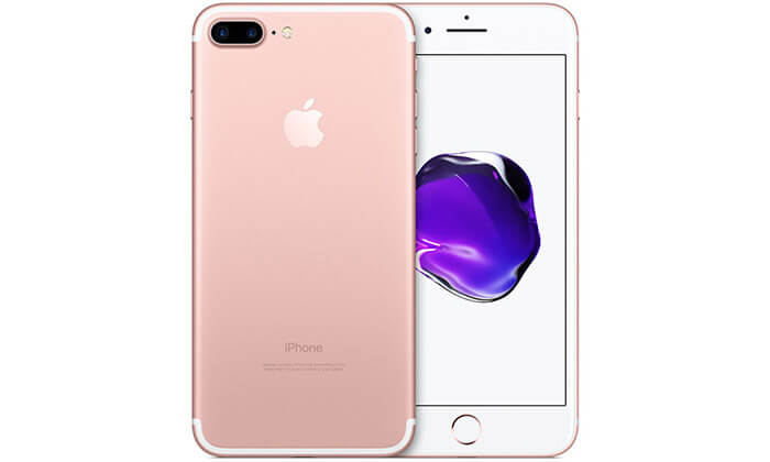 3 סמארטפון iPhone 7 Plus בנפח 128GB