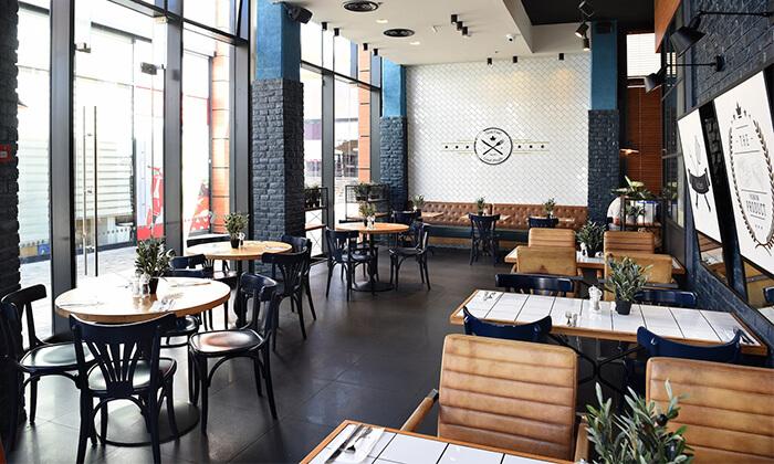 9 ארוחה זוגית במסעדת גרג קיטשן הכשרה למהדרין, יבנה