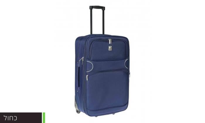 4 סט מזוודות בגדלים שונים