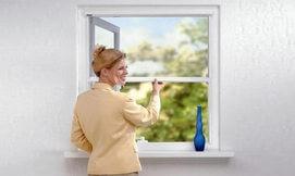 רשת גלילה נגד יתושים לחלון