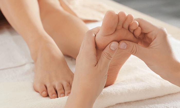 2 טיפול רפלקסולוגיה בחריש