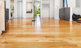 ניקיון רצפות ודירה