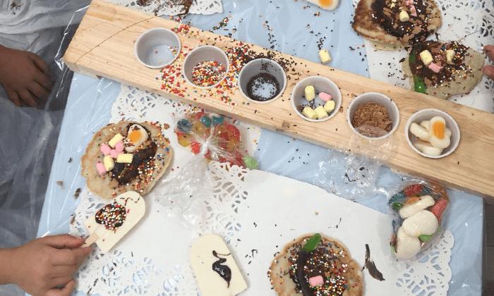 6 סדנת שוקולד לילדים ב'מתוק לי', עפולה