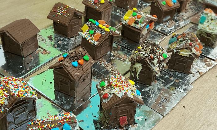10 סדנת שוקולד לילדים ב'מתוק לי', עפולה