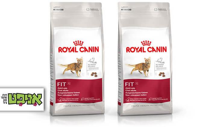 2 מזון לחתול Royal Canin