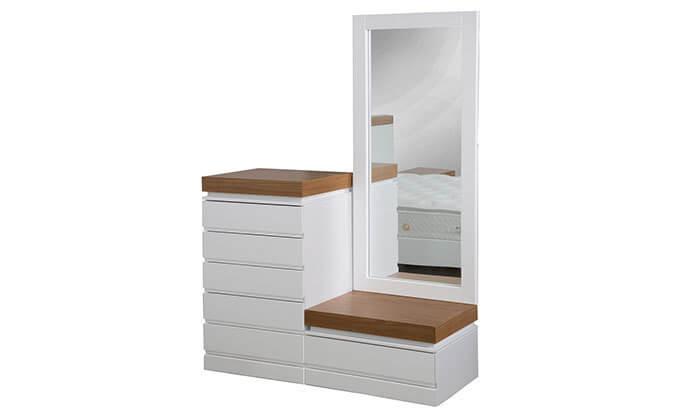 4 חדר שינה זוגי LEONARDO