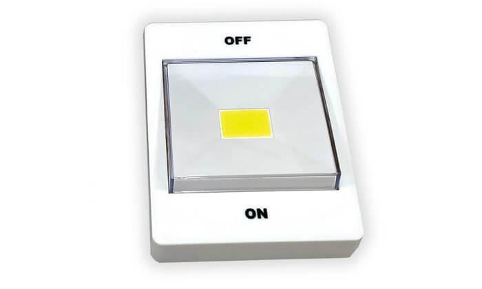 3 מארז 9 נורות LED ניידות