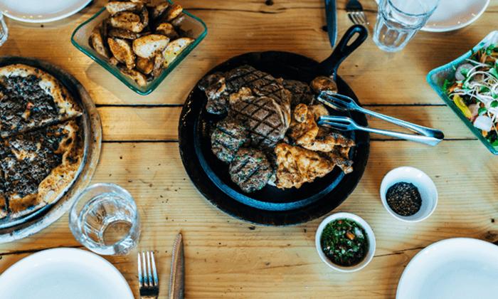 2 ארוחת בשרים זוגית במסעדת איסקנדר הכשרה למהדרין, נהר הירדן