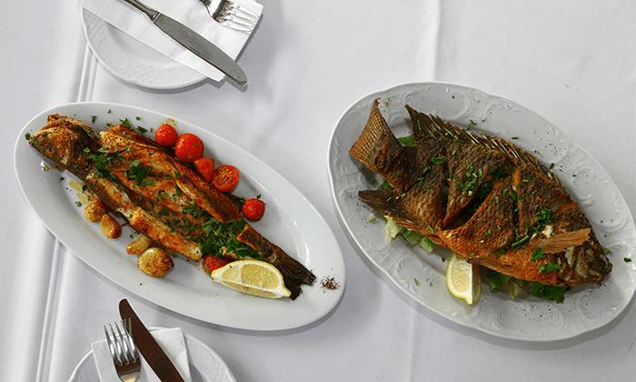 7 ארוחה זוגית ב'מסעדת הדייגים' הכשרה, נמל יפו