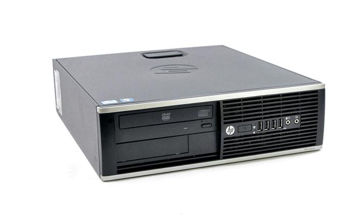 3 מחשב נייח קומפקטי hp