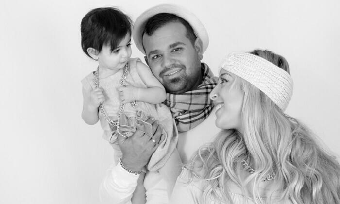 5 צילומי הריון, משפחה או ילדים בסטודיו ג'וני, צור הדסה