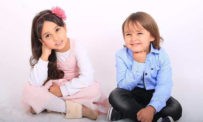8 צילומי הריון, משפחה או ילדים בסטודיו ג'וני, צור הדסה