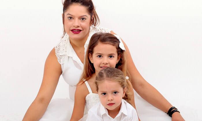 10 צילומי הריון, משפחה או ילדים בסטודיו ג'וני, צור הדסה