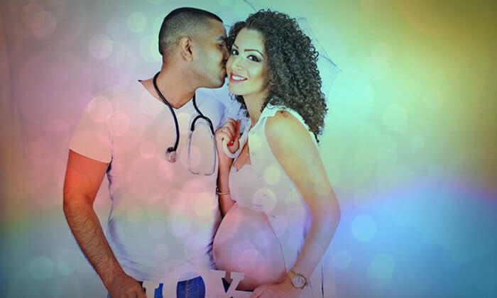 12 צילומי הריון, משפחה או ילדים בסטודיו ג'וני, צור הדסה