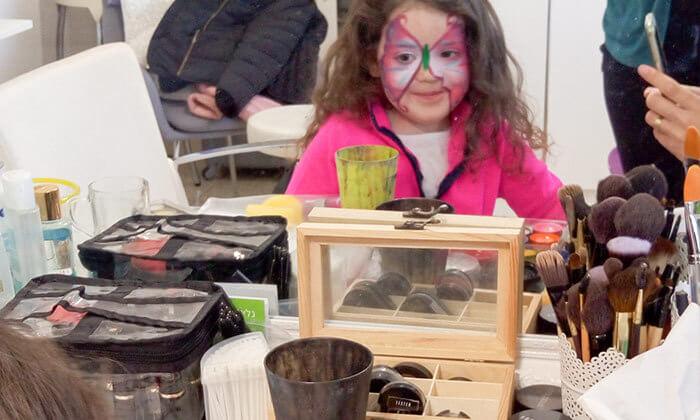 6 סדנת ציורי פנים בסטודיו בתיה צוקר, רמת גן