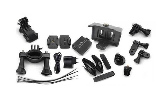 3 מצלמת אקסטרים Full HD