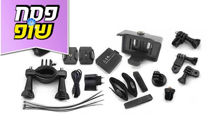 3 מצלמת אקסטרים Full HD -
