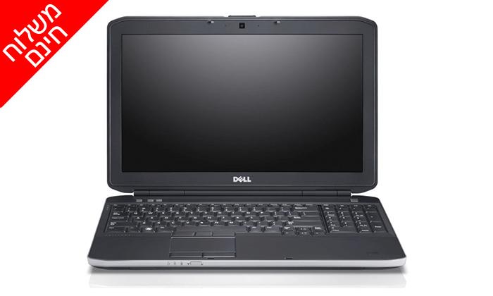 3 מחשב נייד Dell עם מסך 15.6 אינץ' - משלוח חינם