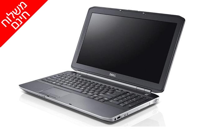 5 מחשב נייד Dell עם מסך 15.6 אינץ' - משלוח חינם