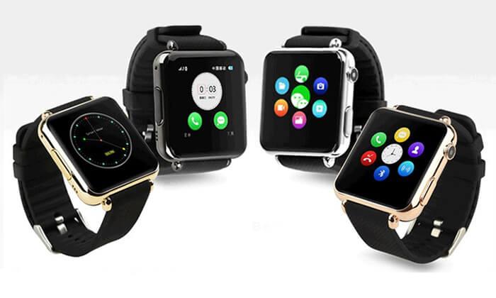 3 שעון יד חכם עם Bluetooth