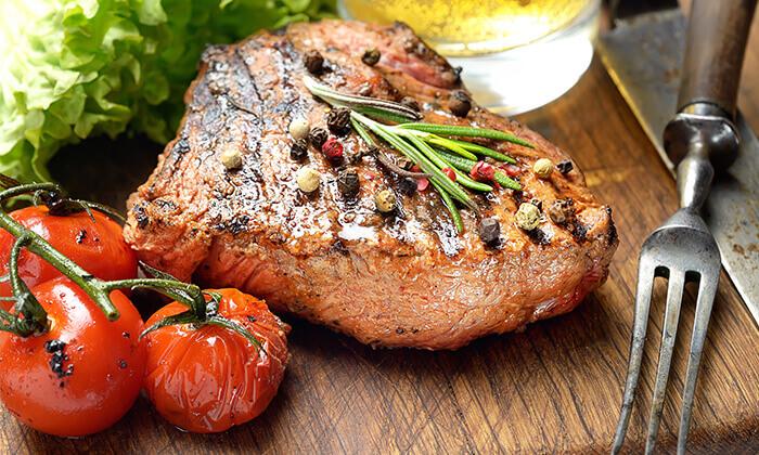 2 ארוחת פלטת בשרים זוגית במסעדת שייטל, נהריה