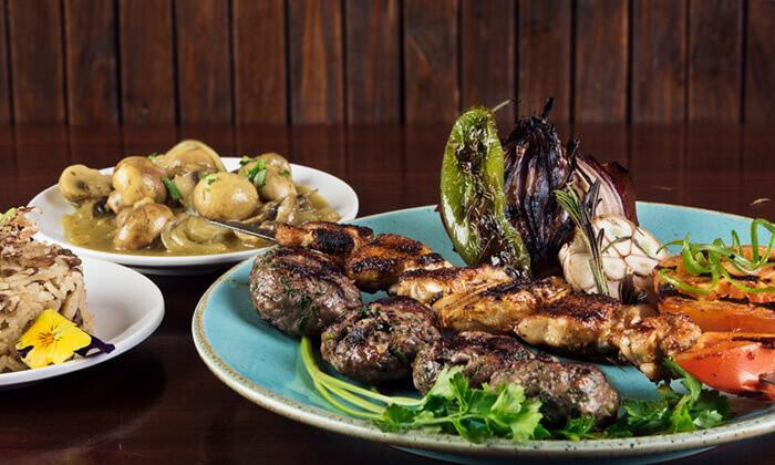 9 ארוחה זוגית במסעדת זויה גריל בר, נתניה