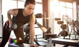 מנוי למועדון הכושר Fitness