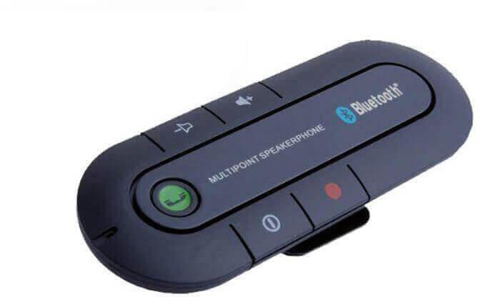 6 דיבורית Bluetooth לרכב